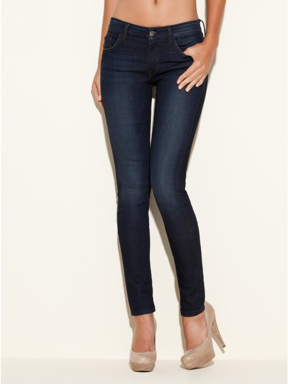 ea18a641bcc30 GUESS Sophia Skinny Curvy Jeans in Upright Was, UPRIGHT WASH (30 / RG)