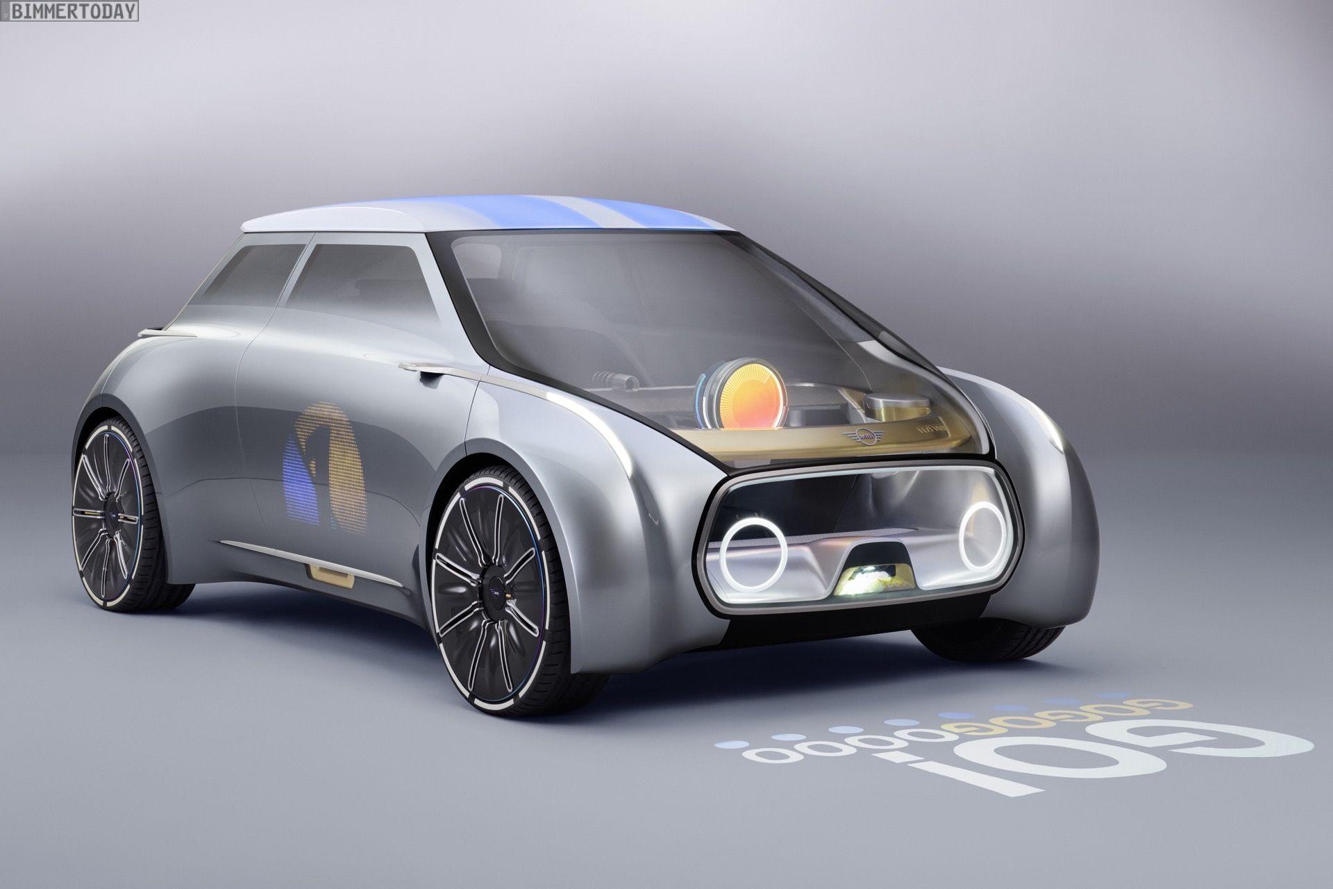 In der englischen Hauptstadt London hat BMW die Studie MINI Vision Next 100 präsentiert und dabei den perfekten Ort für die Vorstellung gefunden. Die Metro