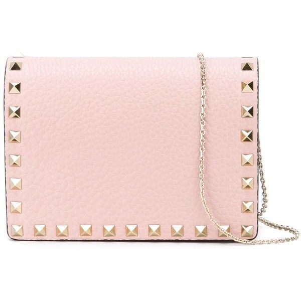 fe1bb6ec783 Valentino Garavani  Rockstud  crossbody bag (1 375 AUD) ❤ liked on Polyvore  featuring bags