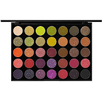 Morphe 35M Boss Mood Artistry Palette | Ulta Beauty