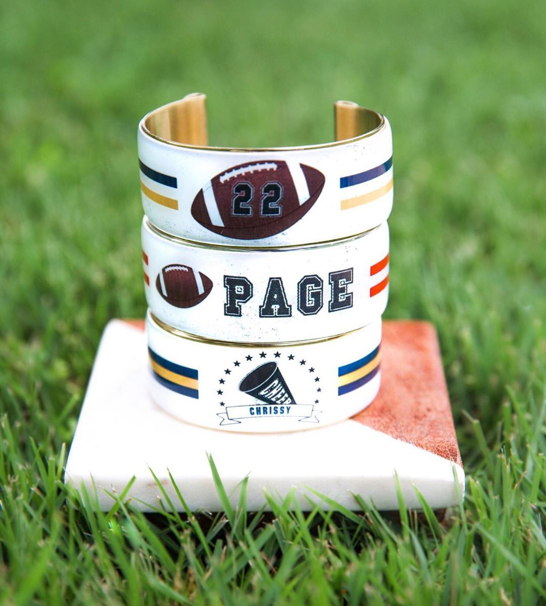 Game Day image by Rustic Cuff Back to school, Chrissy