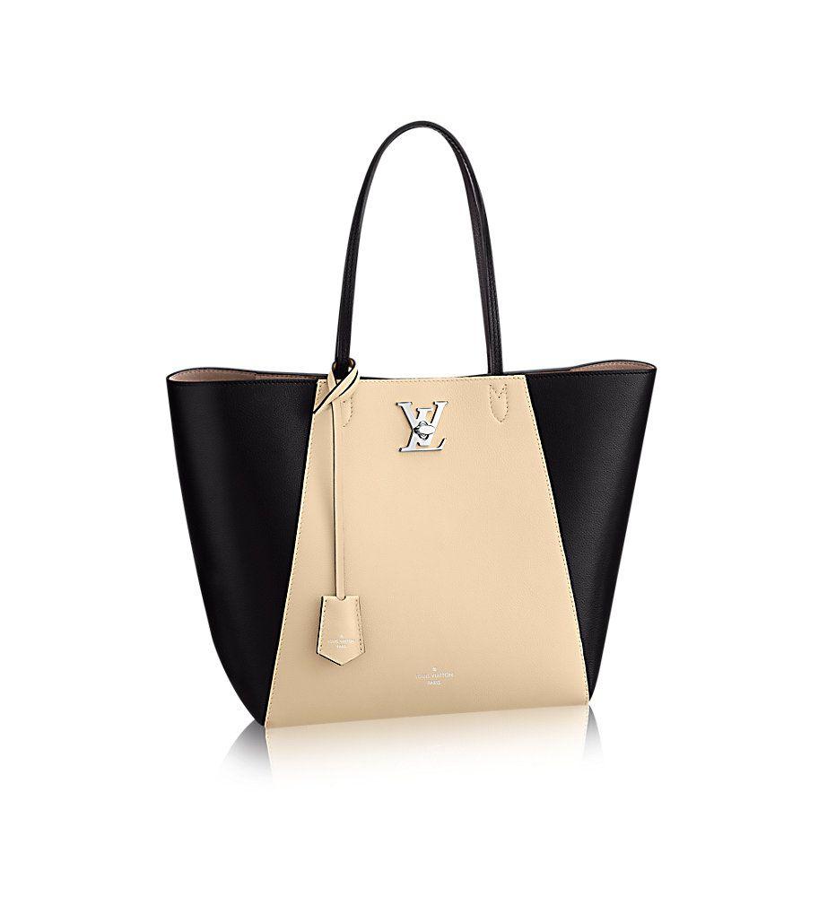 Louis Vuitton Lockme Cabas