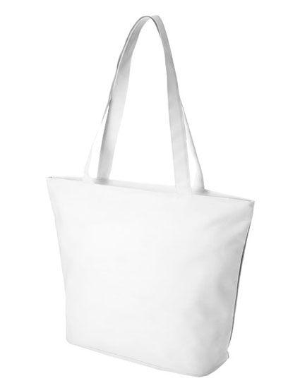 Shoppingtasker - Strandtaske - Jørgensen Engros   Hvid taske pr. stk =32,95 DKK - Med 1-farvet tryk+ 19,00 DKK. Det er ialt en pr. stk.51,95 DKK + Opstartsgebyr 1-farve 450,- == Total 1.748,75 DKK