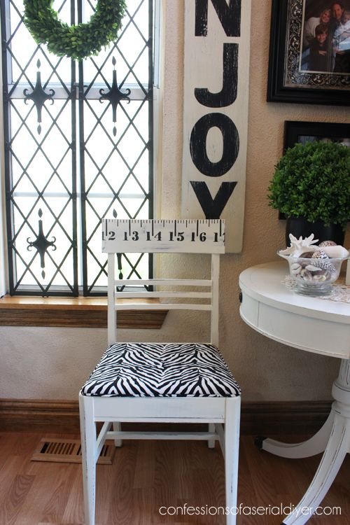 Good Sewing Chair With A Secret Compartment