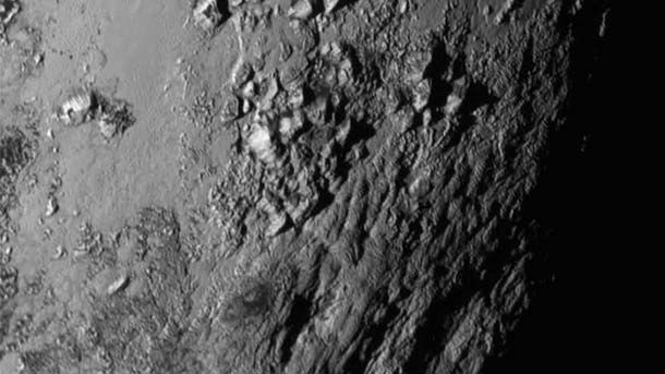 Towering mountains, geologic activity, and an abundance of water on Pluto are just some of the exciting new data being transmitted by the New Horizons spacecraft since its historic flyby of the dwarf planet on July 14.