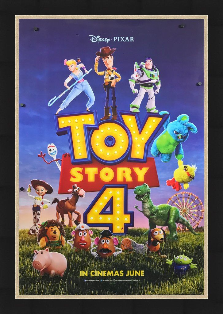 Toy Story 4 2019 In 2019 Toy Story Toy Story Movie