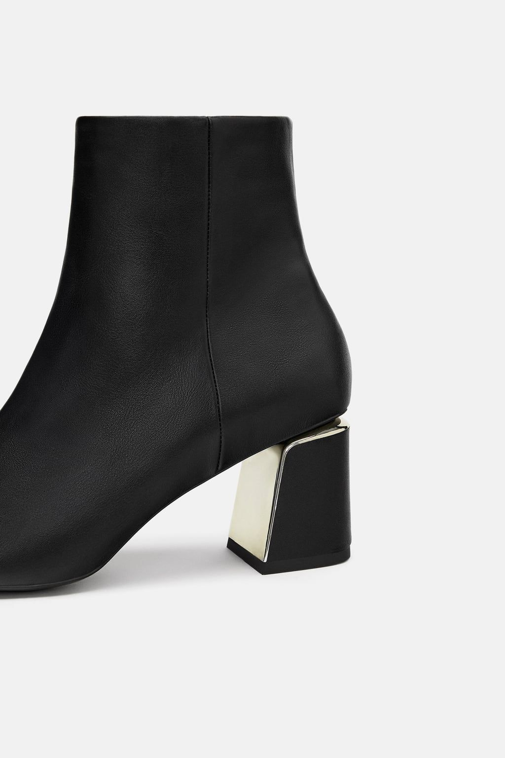 Boots, Heels, High heel boots ankle
