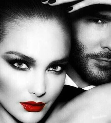 Red Tom Ford.