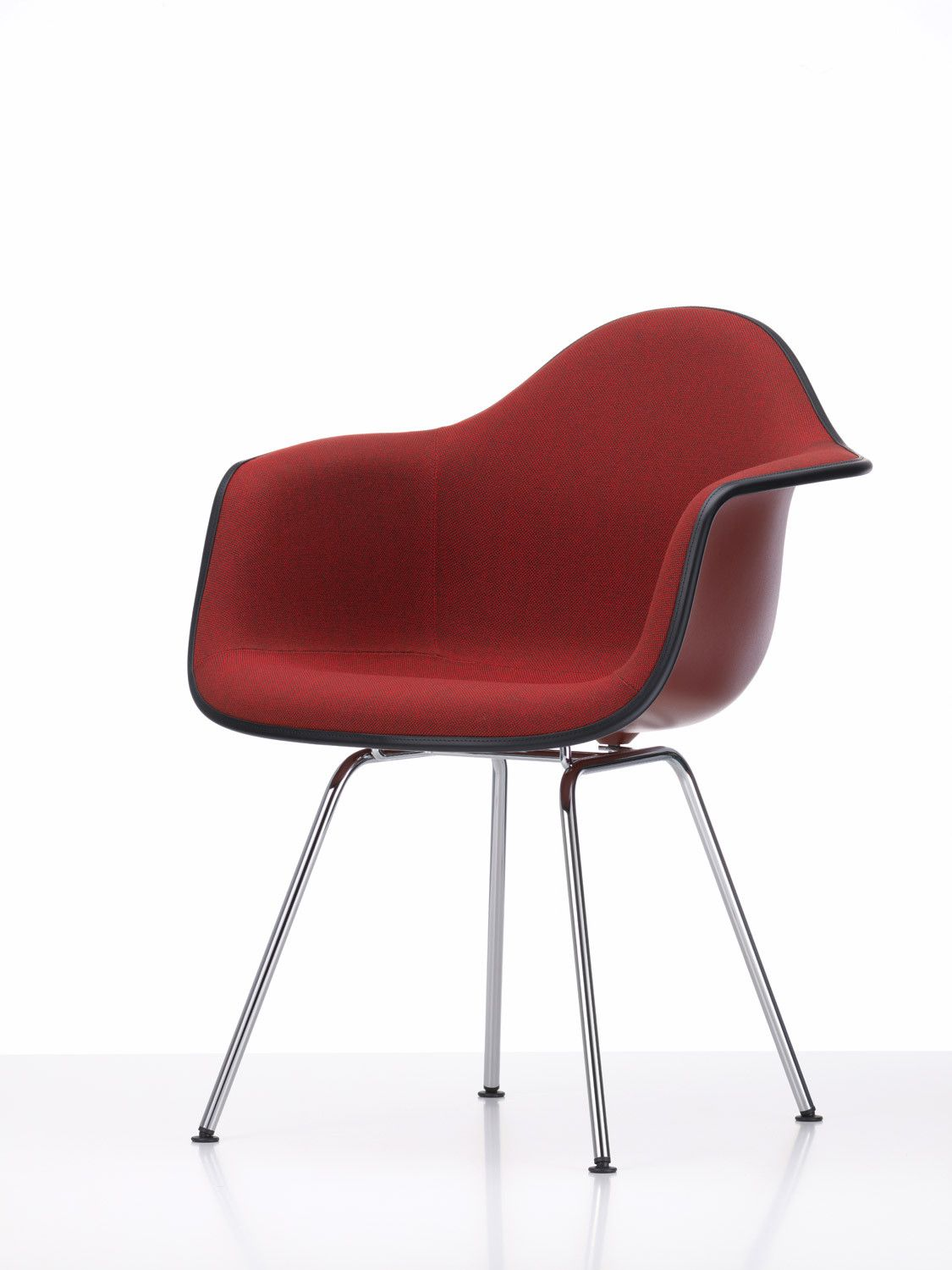 Eames DAX Chair Fully Upholstered Chair, Upholstered