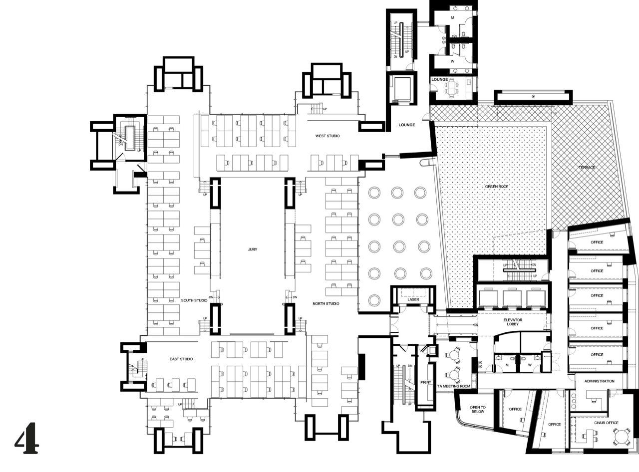 Gallery of yale art architecture building gwathmey siegel associates architects 27