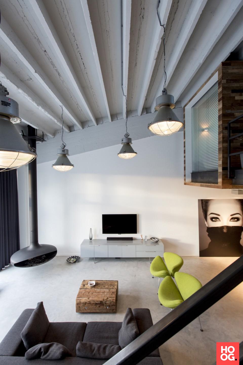 Luxe woonkamer inspiratie met design meubelen | interieur ideeen ...
