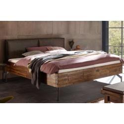 #dekorideen Hasena, Bett Factory-Line Dallas 23 Tondo Cena, 180×210 cm, Hasena – dekor
