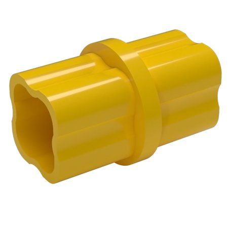 Formufit F114ico Ye 10 Internal Pvc Coupling Furniture Grade 1 1 4 Inch Size Yellow 10 Pack Size 4 Inch Formufit F114ico Ye 10 Internal Pvc Coupling Furniture Grade 1 1 4 Inch Size Yellow 10 Pack Size 10 In