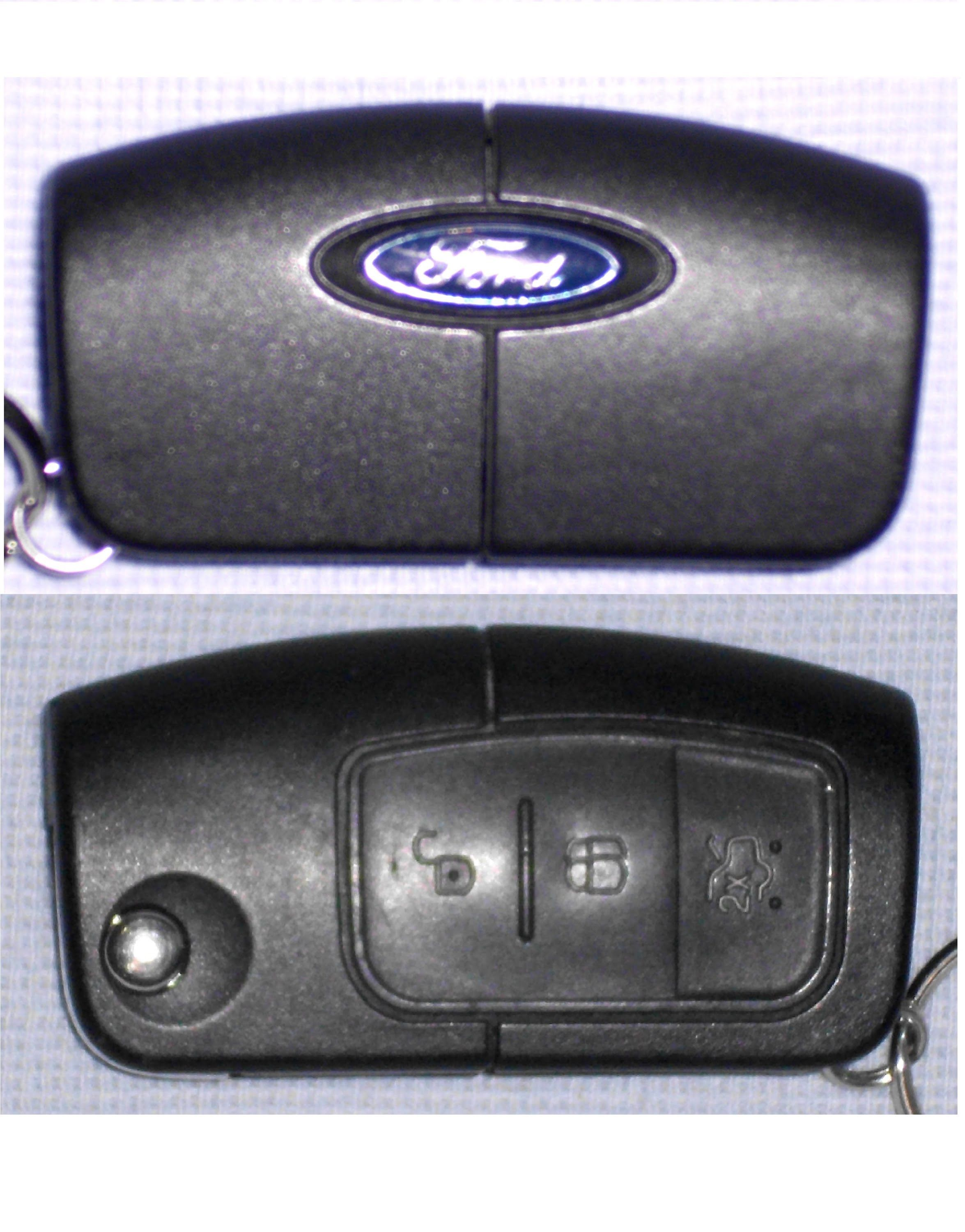 Ford Key Fob Battery Replacement How To Change Replace Remote 2009