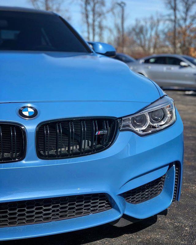 Yas Marina Blue 2016 BMW M3 | Bmw, Marina blue, Dream cars