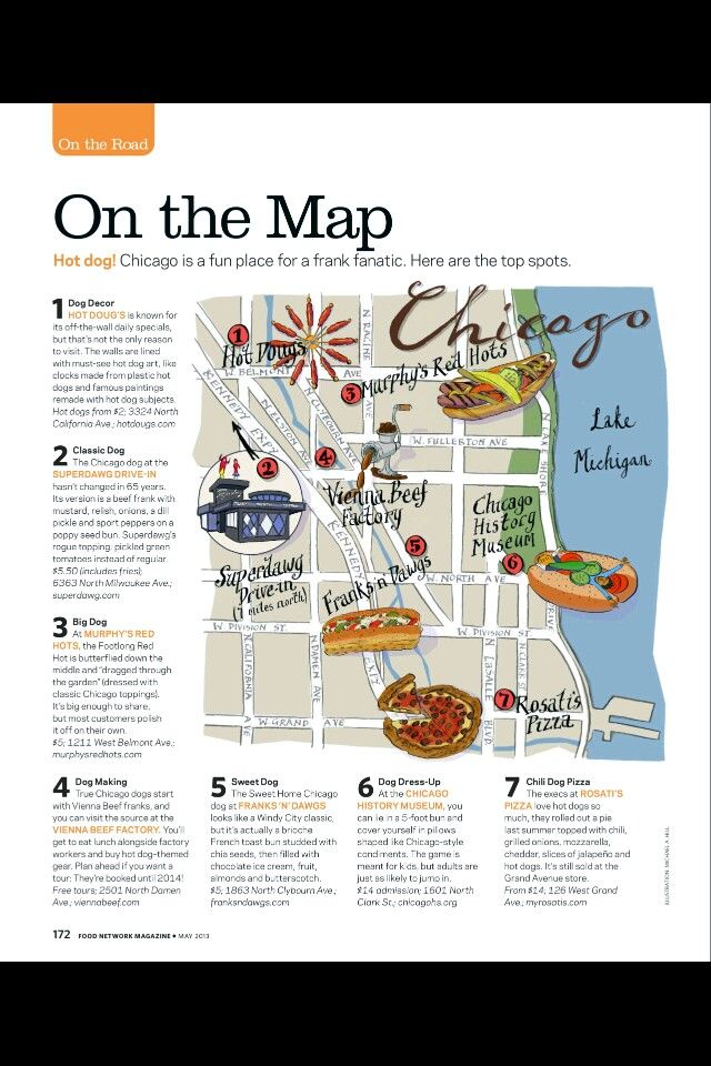 Best Hot Dog Places To Try In Chicago Hot Dog Place Dog Decor