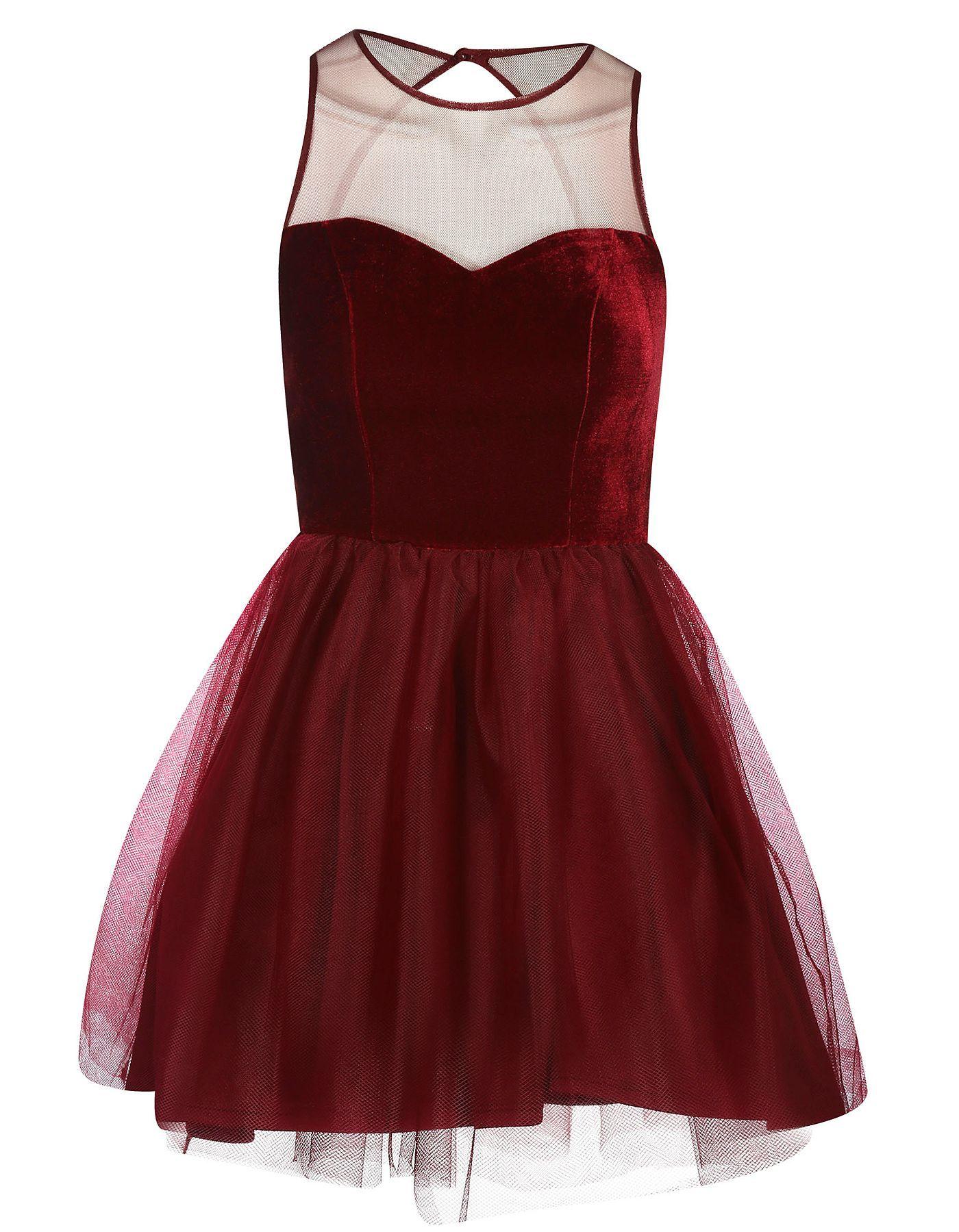 Fingerless gloves asda - G21 Velvet Tulle Dress Women George At Asda