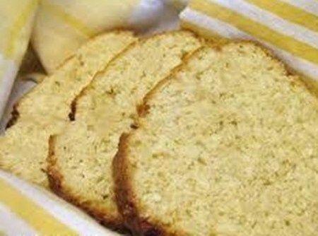 Ingredientes  50 g de coco ralado 450 g de farinha de trigo 3 colheres (sopa) de açúcar 50 g de margarina derretida 1 colher(sobremesa) de sal 150 ml leite 200 ml leite de