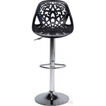 Tabouret De Bar Ornament Noir Kare Design Kartell Pinterest