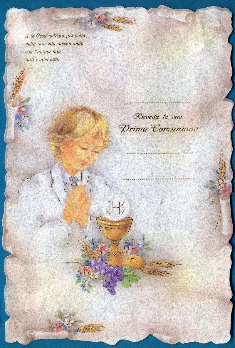 Biglietti Per La Prima Comunione Fai Da Te Da Stampare E Colorare Biglietto Per La Prima Comunione Prima Comunione Comunione Etichette Bomboniera