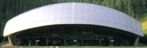 "Prize of AIJ for Design 1989 ""Dwellings on commercial complex buildings"", Shoei Yoh,  SHOEI YOH + ARCHITECTS"