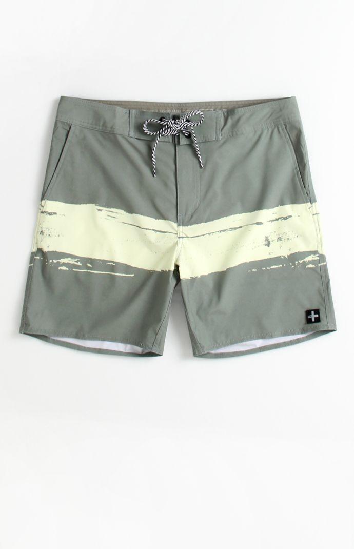Tavik Night Swim Boardshorts  pacsun Pantalonetas Hombre 51849182a92