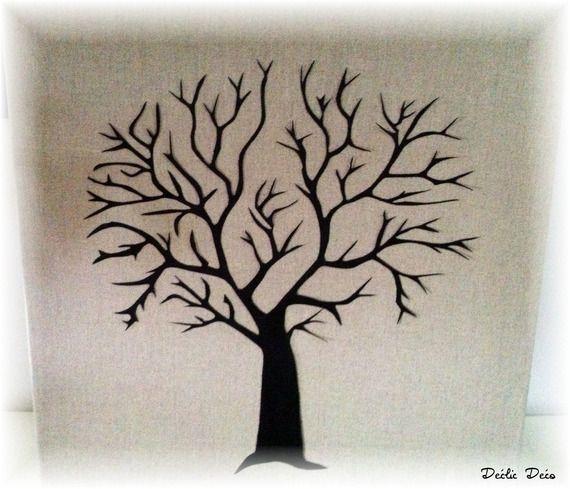 arbre empreintes d coration animation v nement mariage anniversaire bapt me home