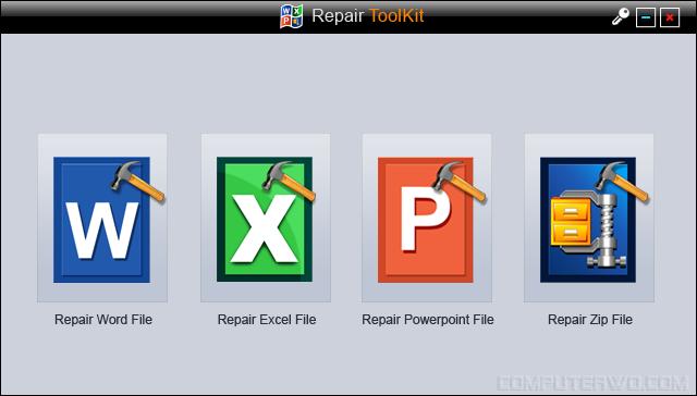 نستعرض لكم 5 من أفضل تلك البرامج المخصصة لإصلاح الملفات التالفة لتستطيع إعادة استخدامها مرة أخرى سواء كانت صور أو مقاطع فيديو او غير Word File Powerpoint Words