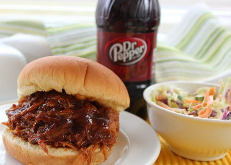 Recipe of the Week: Dr. Pepper Pulled Pork