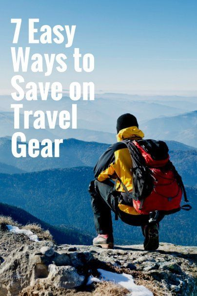 7 Easy Ways to Save on Travel Gear is part of Easy Ways To Save On Travel Gear Wisebread Com - If you're gearing up for a travel adventure, don't go any further until you've explored this collection of travel equipment savings strategies