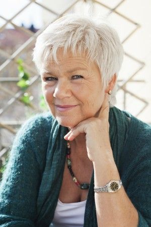 Gray Hairstyles for Seniors, Because Age is Just a Number #longpixiehairstyles