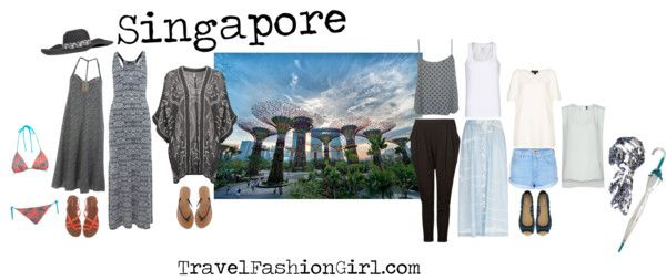 what to wear in singapore vacation