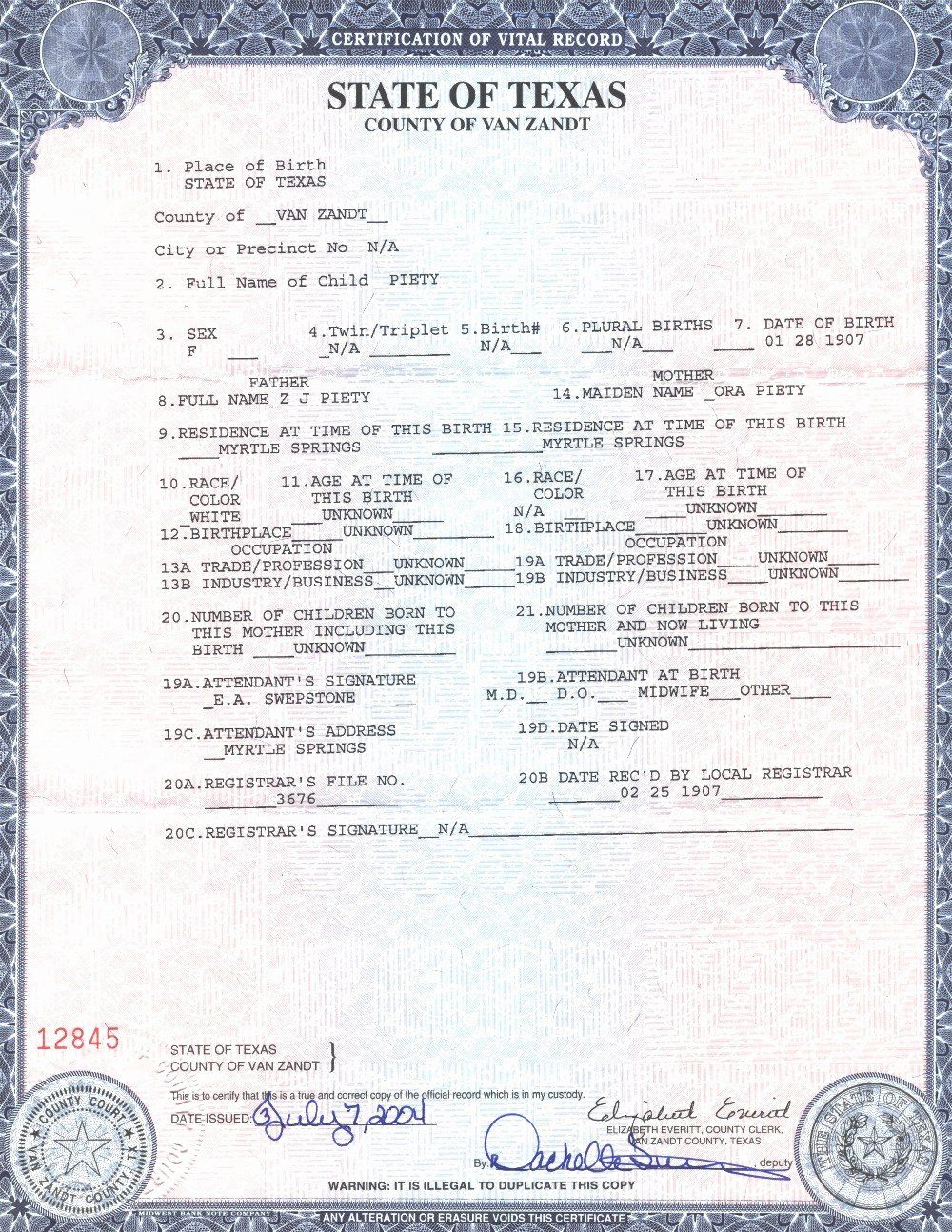 birth certificate texas form german template templates campbell twimg pbs copy dannybarrantes records identification mail born