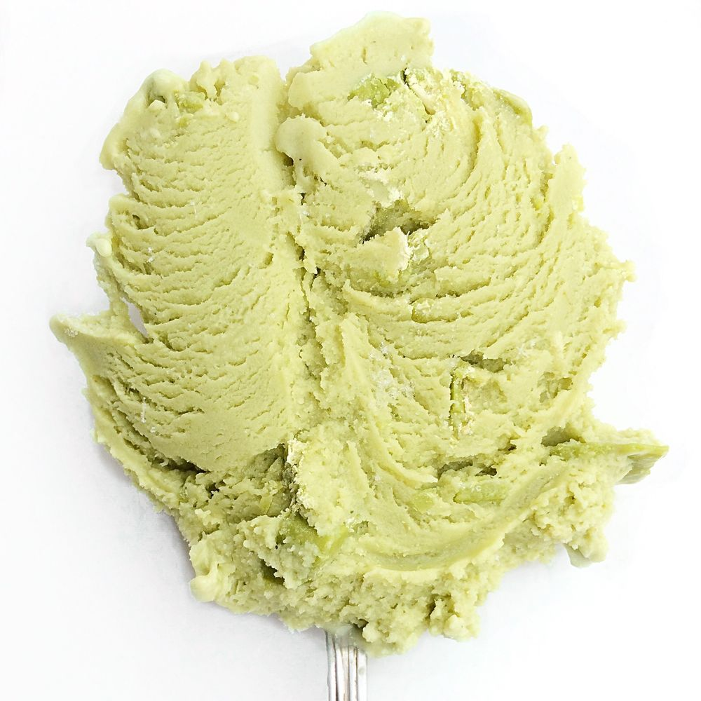 Photo of Made with KitKat green tea ice cream Recipe on Food52