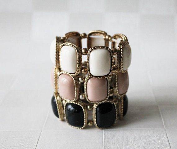 Funky, Chunky, Antique Bracelets