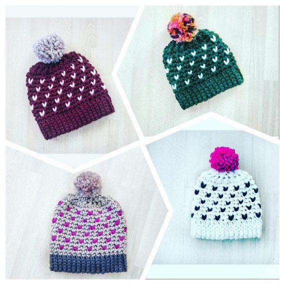 Crochet PATTERN ID #018 \