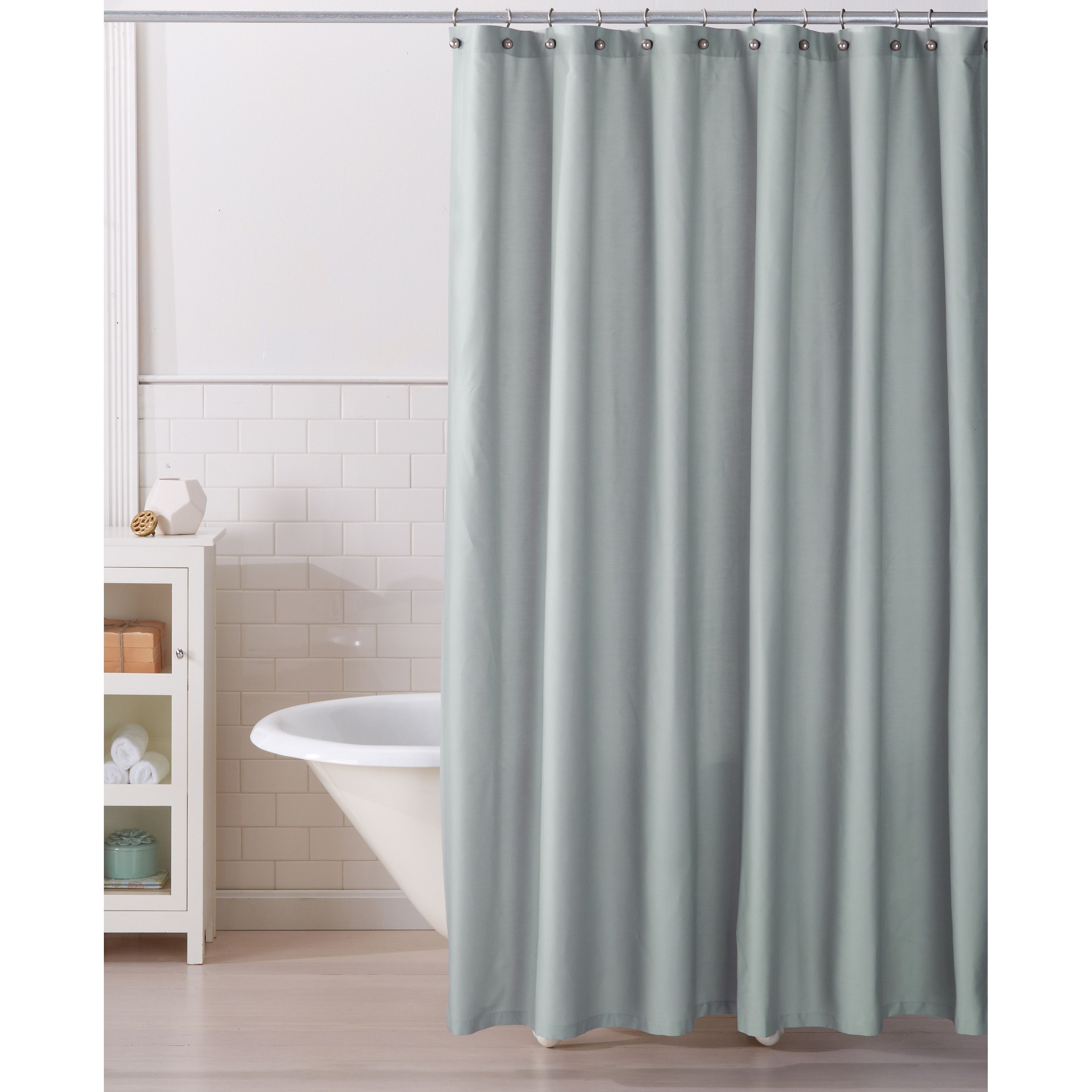 Home fashion designs monroe heavyweight shower curtain products