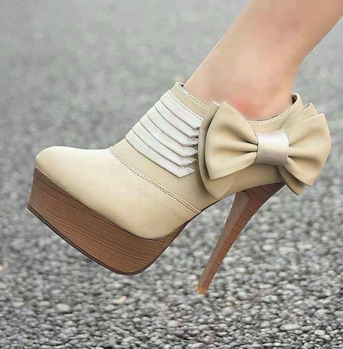 Q shoes mas gorgeous!