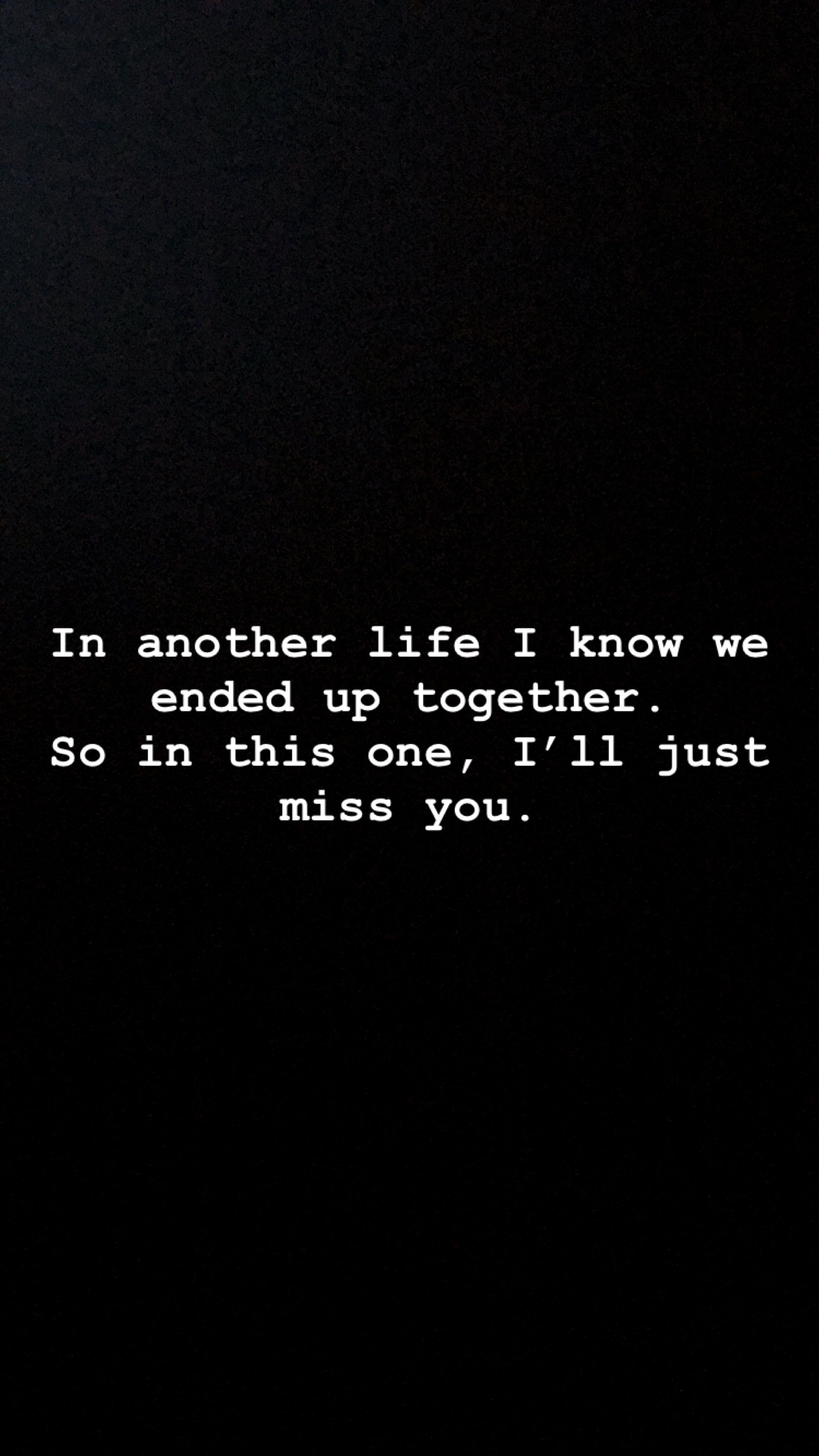 Ill Miss You Forever And Always Quotes Pinterest Quotes