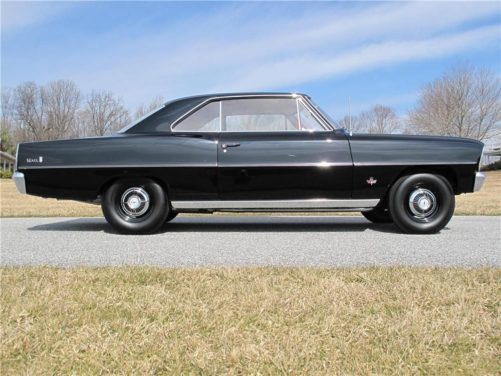 1966 Chevrolet Nova 2 Door Coupe Barrett Jackson Auction Company World S Greatest Collector Car Auctio With Images Chevrolet Nova Chevy Muscle Cars Classic Cars Muscle