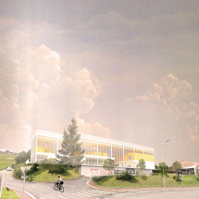 Le Comptoir des Services - MERAKI Architecture