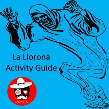 La llorona story guide la llorona vocabulary activities and venn la llorona story guide the mexicanvocabulary activitiesvenn diagramswriting promptsthe ccuart Gallery