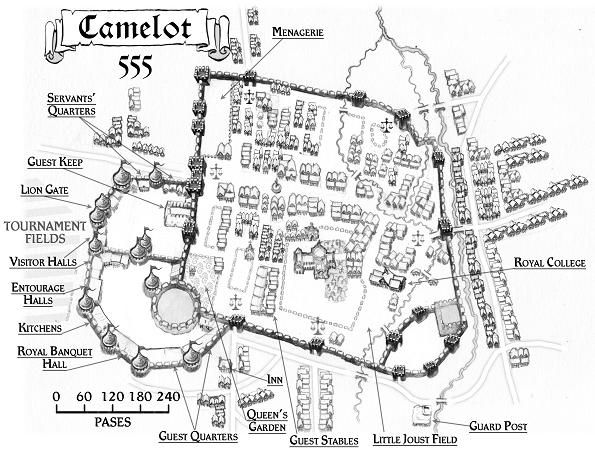Camelot 555AD - This map is from The Great Pendragon Campaign, page on map of warehouse 13, map of frozen, map of wellspring, map of caerleon, map of house, map of once upon a time, map of excalibur, map of sleepy hollow, map of smallville, map of downton abbey, map of candide, map of archer, map of falling skies, map of king arthur and the knights of justice, map of england at the time of king arthur, map of caprica, map of seven cities of gold, map of grand prix, map of gotham, map of lost,