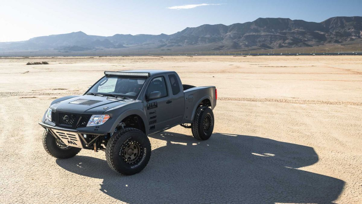 2021 Nissan Frontier Desert Runner Is The New Wild Off Roader In 2020 Nissan Frontier Nissan New Cars