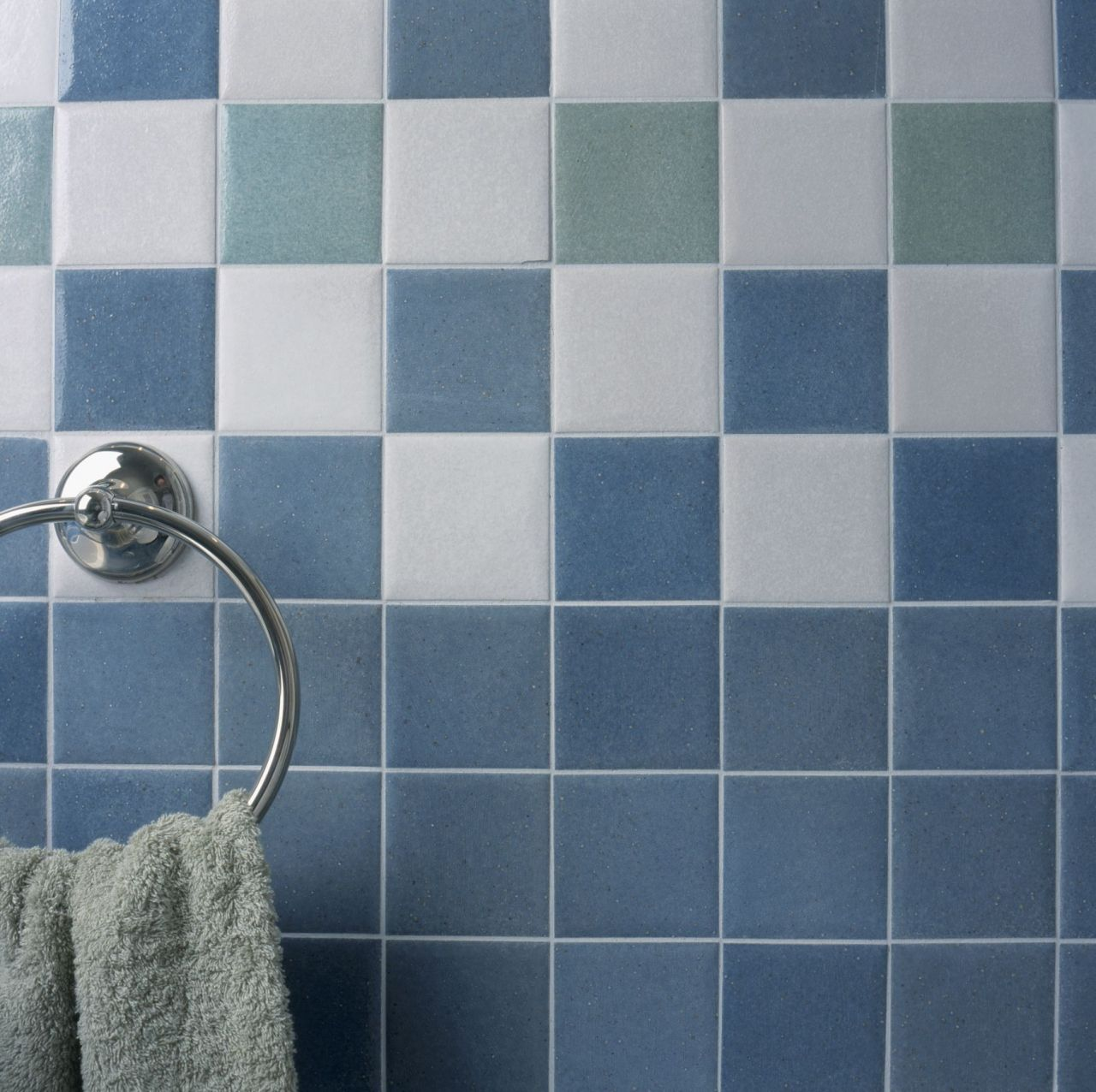How To Regrout A Shower With Epoxy Grout On The Shower Floor