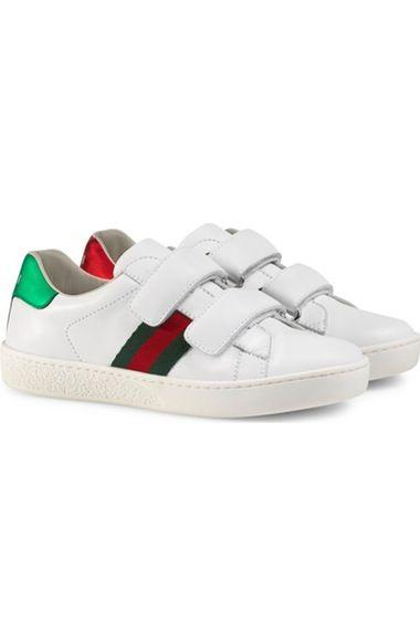 ab395bd6a3da2 GUCCI New Ace Sneaker (Baby