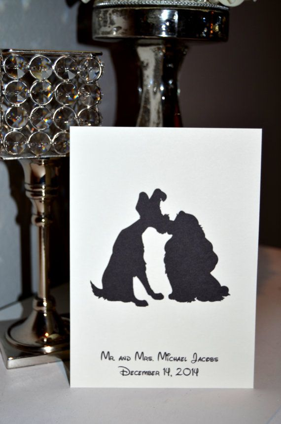 Disney Collection Lady The Tramp Wedding Table By Kimeekouture Lady And The Tramp Disney Bridal Showers Wedding Table