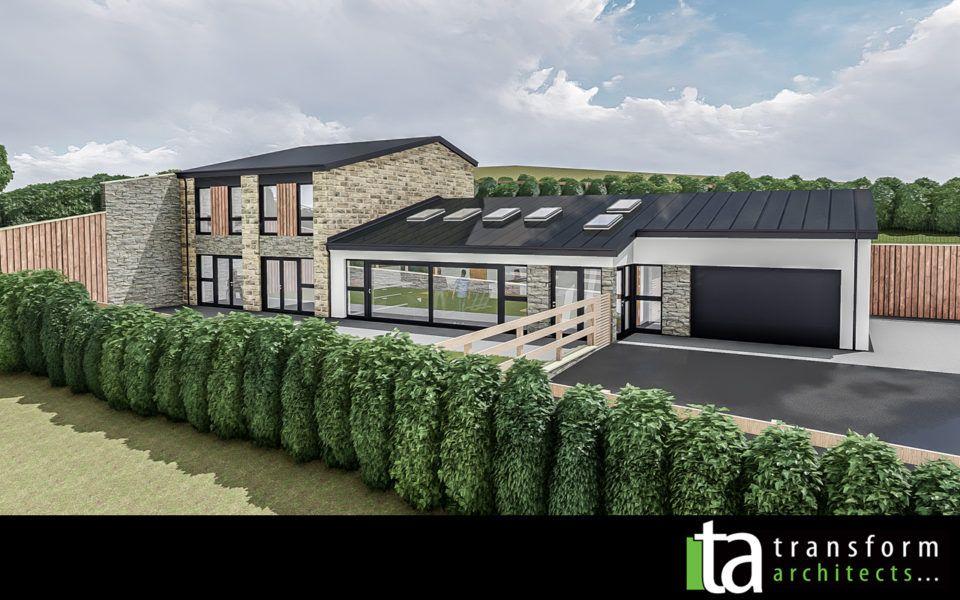 Residential Portfolio Transform Architects House