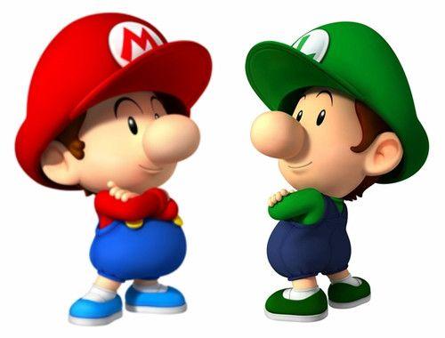Baby Mario Luigi Mario Universe Mario Mario And Luigi Super Mario