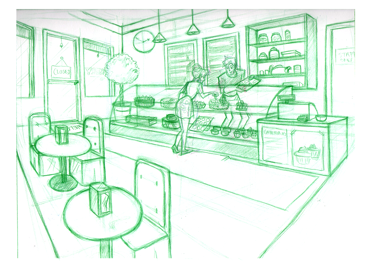 Bakery Layout Bucketofrobots Shop Inspiration Bakery Shop Design Bakery Bakery Kitchen